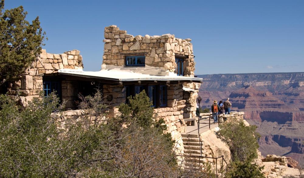 Grand Canyon Village, Lookout Studio, Grand Canyon South Rim
