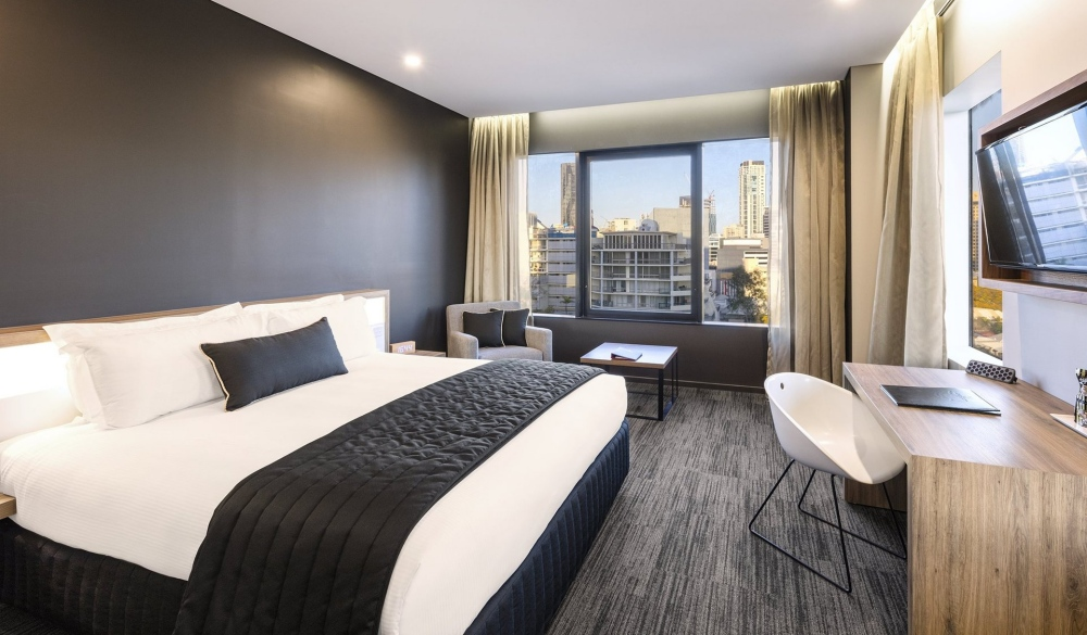 Hotel Grand Chancellor Brisbane, hotels with river view