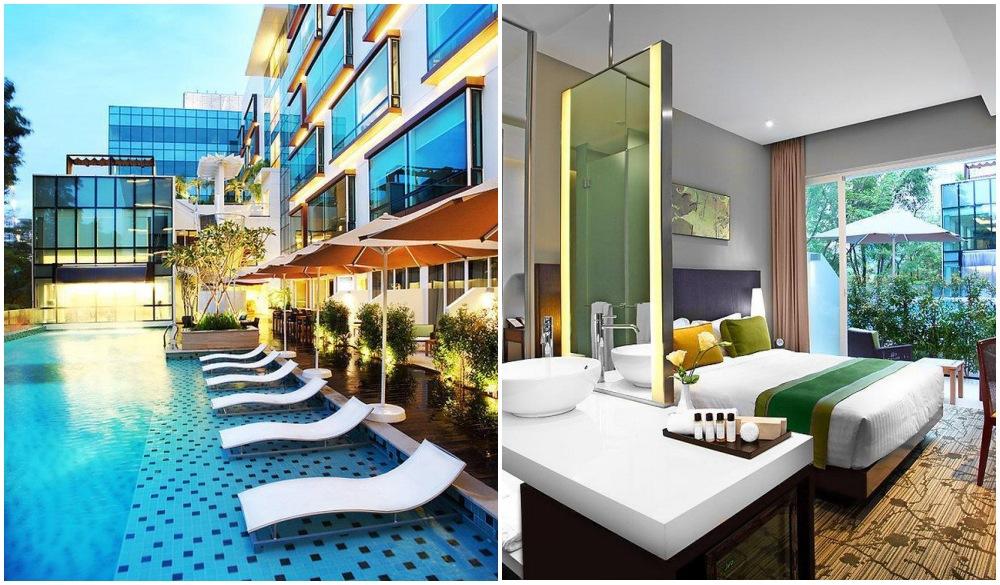 Park Regis Singapore, Singapore hotel pools