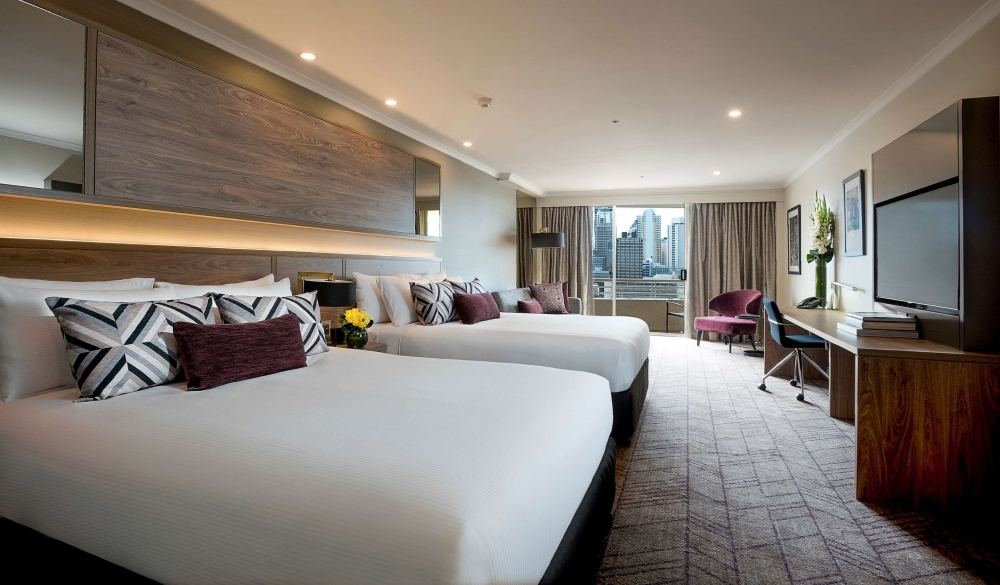 Rydges South Bank Brisbane, river view hotel