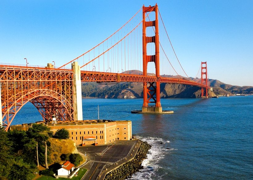 Best 9 San Francisco Hotels with View of Golden Gate Bridge