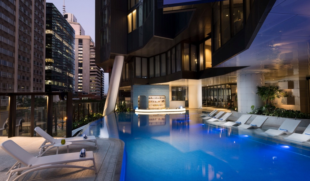 Four Points by Sheraton Brisbane, river view hotels