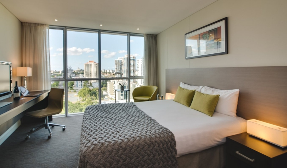 The Point Brisbane-Hotel, river view hotels