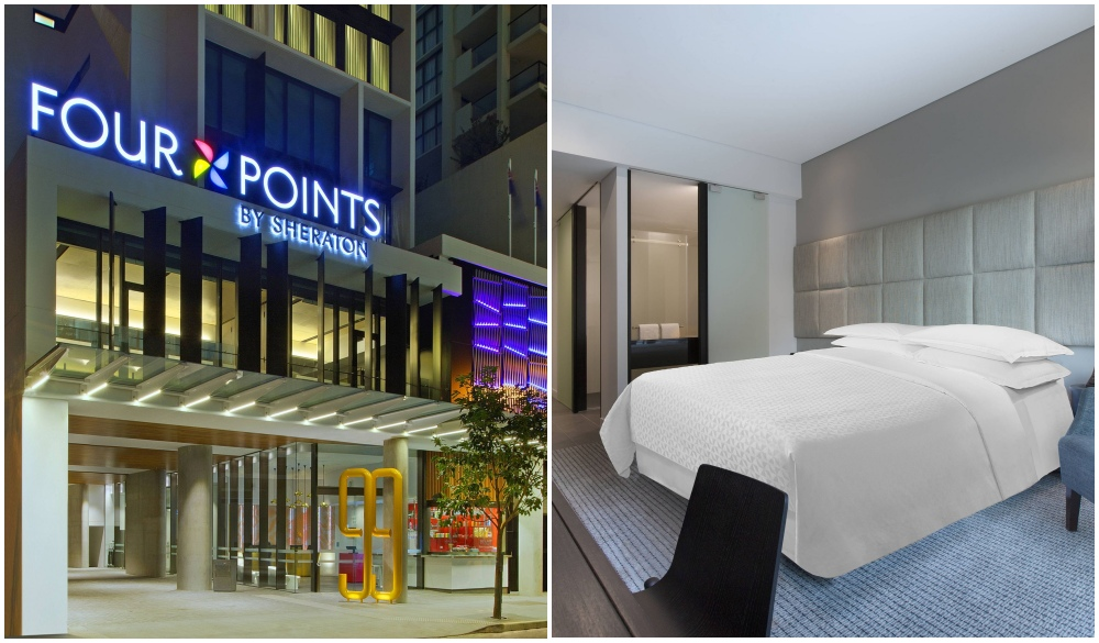 Four Points by Sheraton Brisbane, hotels with river view