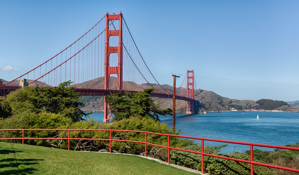 Hotels with Golden Gate Bridge Views