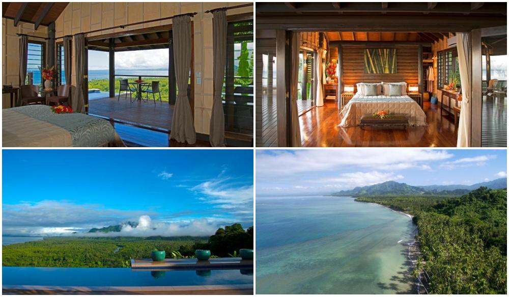 Emaho Sekawa Resort, Fiji family resort
