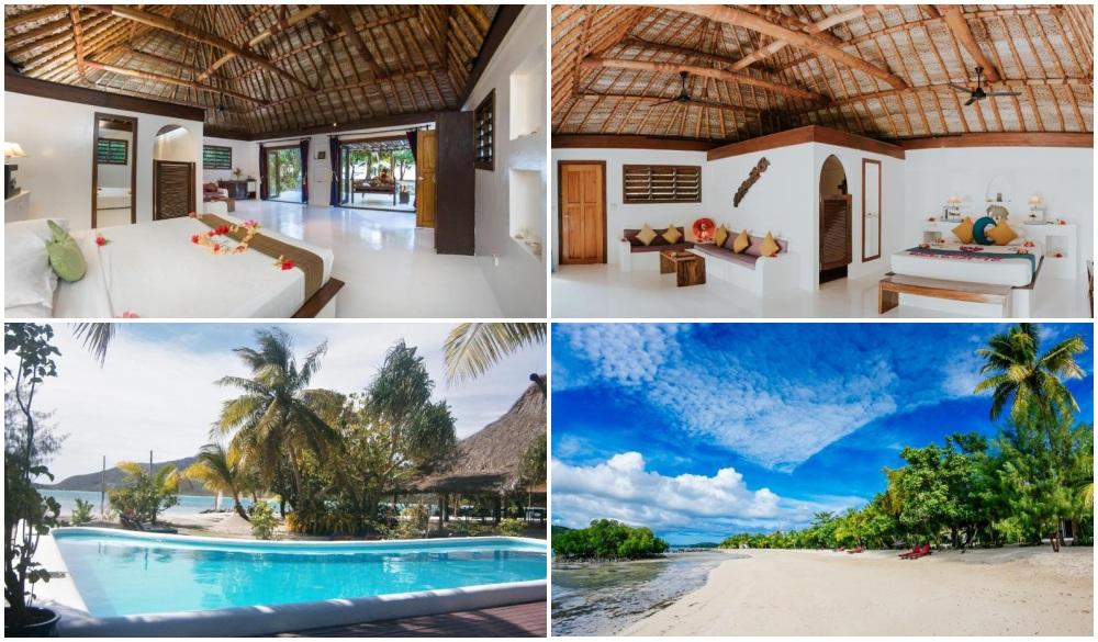 Navutu Stars Resort, family resort in fiji