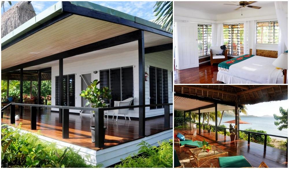 Nukubati Island Resort, family resort