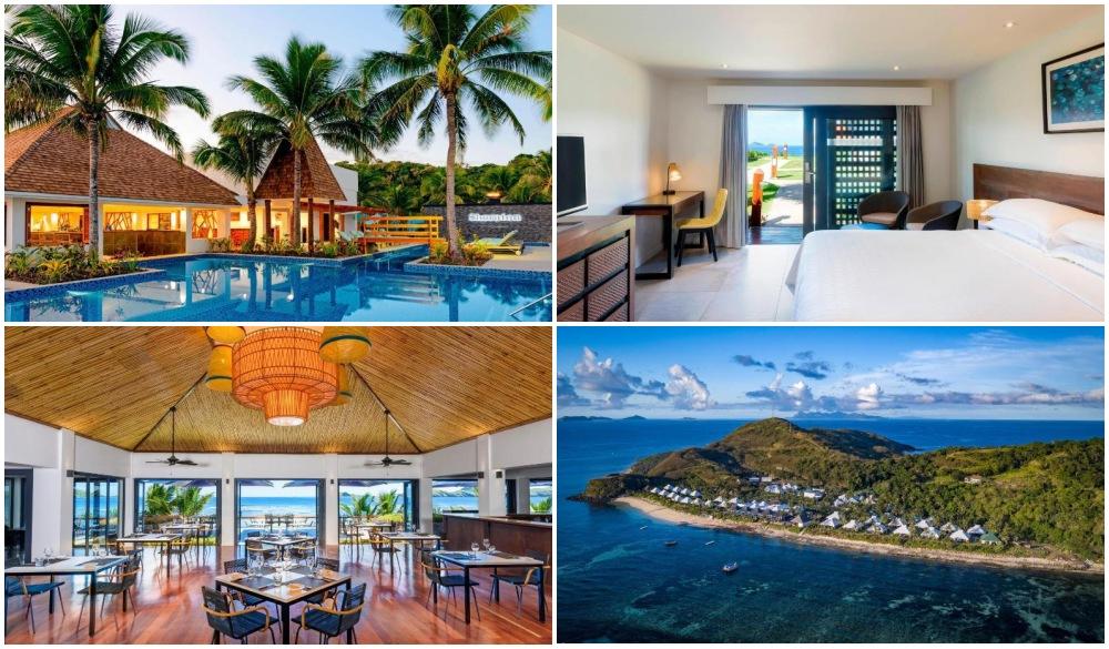 Sheraton Resort & Spa Tokoriki Island, family resort