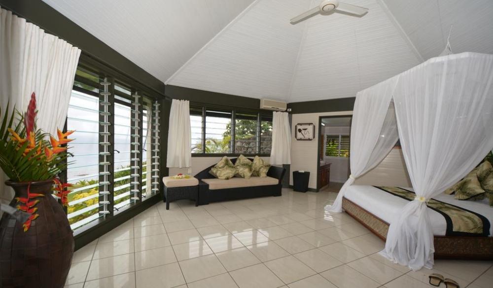 Taveuni Island Resort & Spa, Fiji family resort