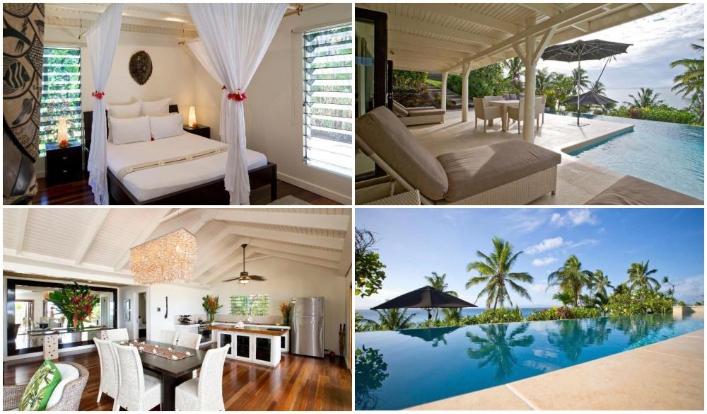 Taveuni Palms Resort, family resort