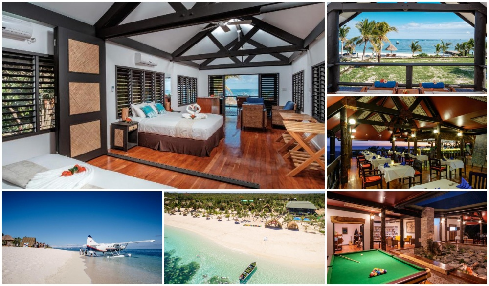 Viwa Island Resort, family resort