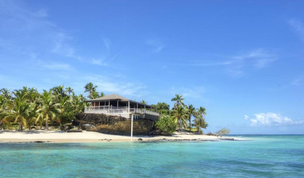 Vomo Island Resort, family resort