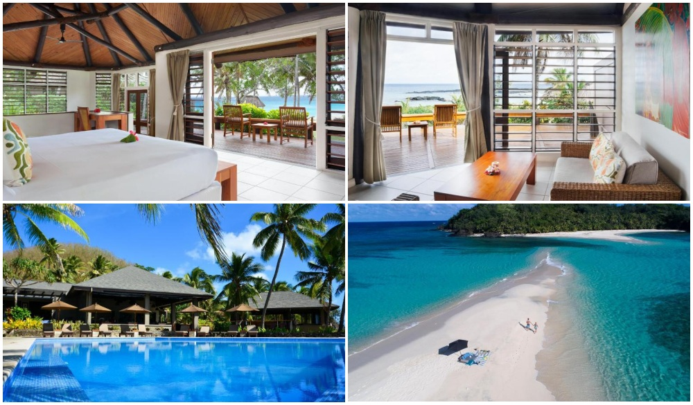 Yasawa Island Resort And Spa, Fiji family resort