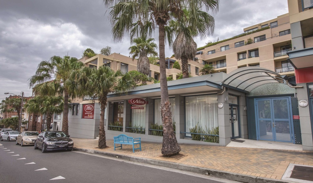 Adina Apartment Hotel Coogee Sydney, serviced apartment