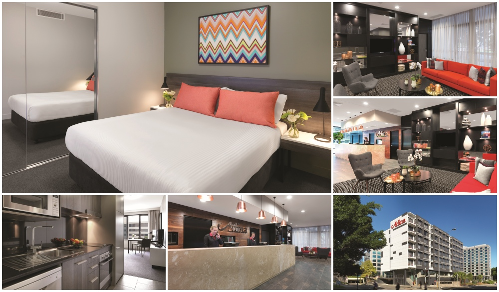 Adina Apartment Hotel Sydney Airport, serviced apartment