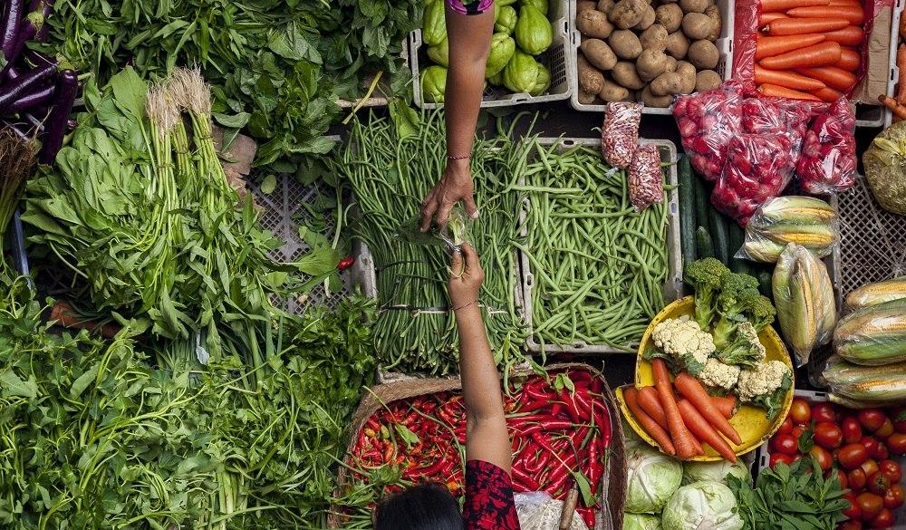 Stay in Bali, Bedugul Market