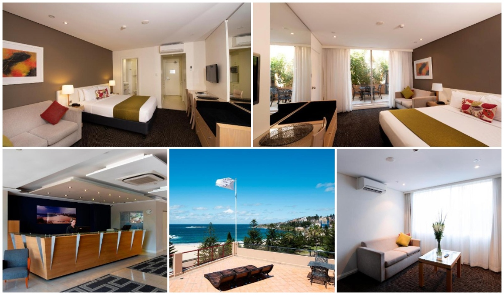 Coogee Sands Hotel & Apartments, serviced apartment