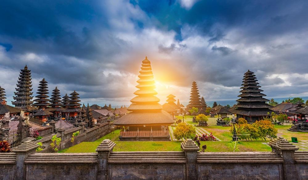 Pura Besakih, Bali Indonesia