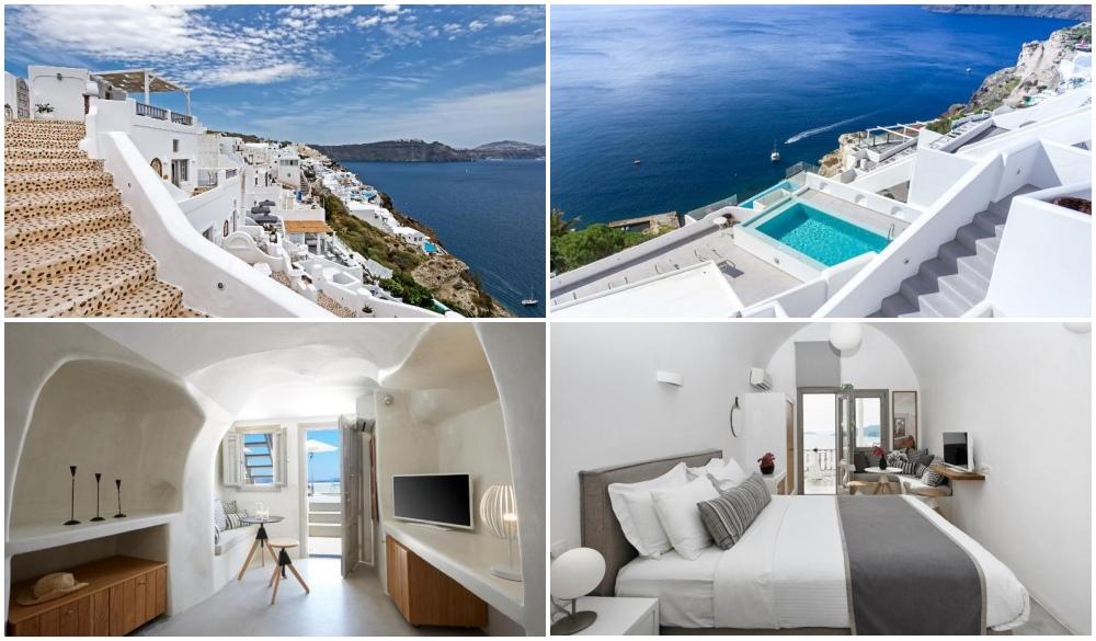 Filotera Villas Oia Greece