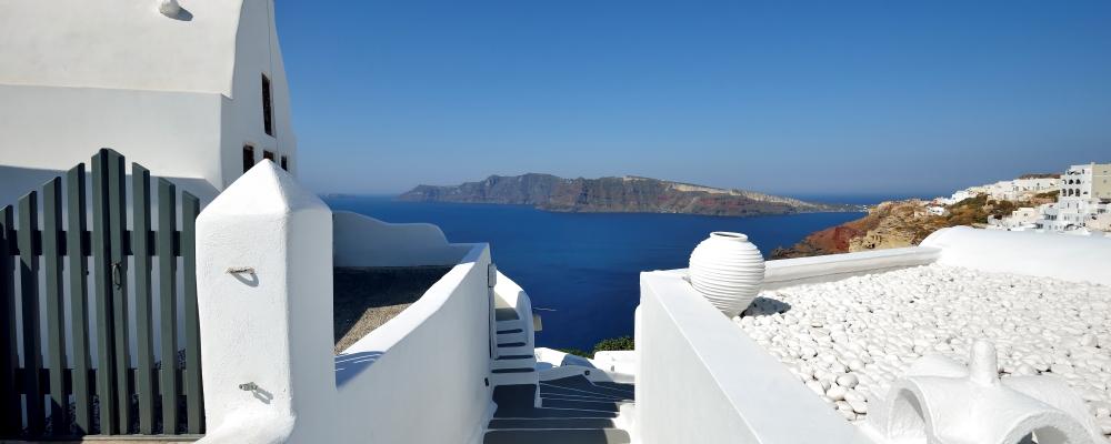 Architecture of Greece, Santorini, Oia
