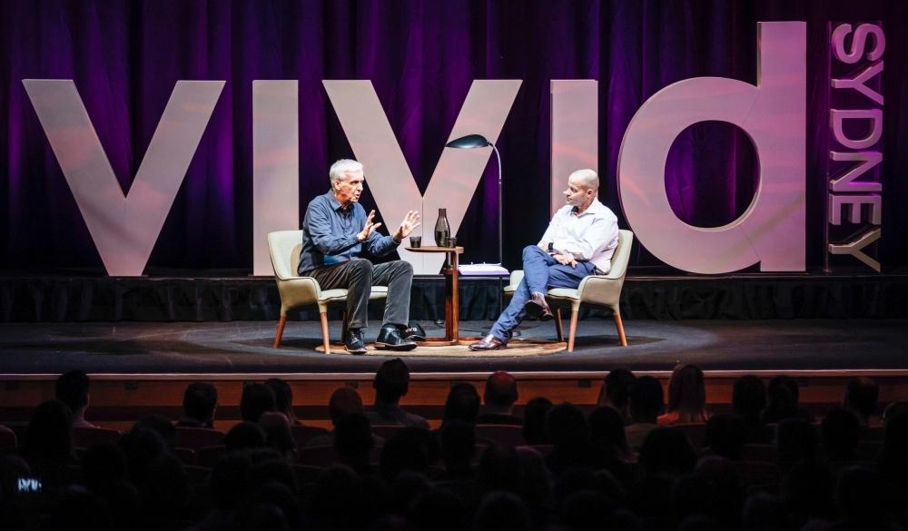 James Cameron Vivid Sydney