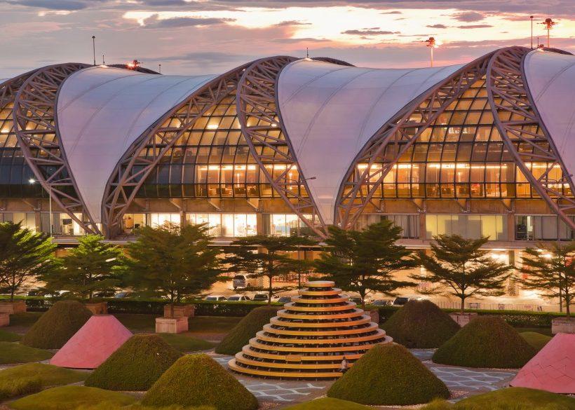 18 Best Hotels near Suvarnabhumi Airport