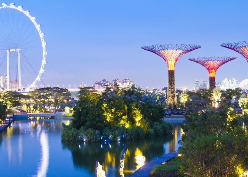 Gardens by the Bay: Sightseeing Highlights & Tips