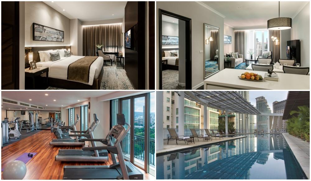 Ascott Kuala Lumpur, luxury hotel in Kuala Lumpur