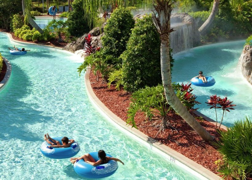 16 Best Orlando Hotels with Lazy River