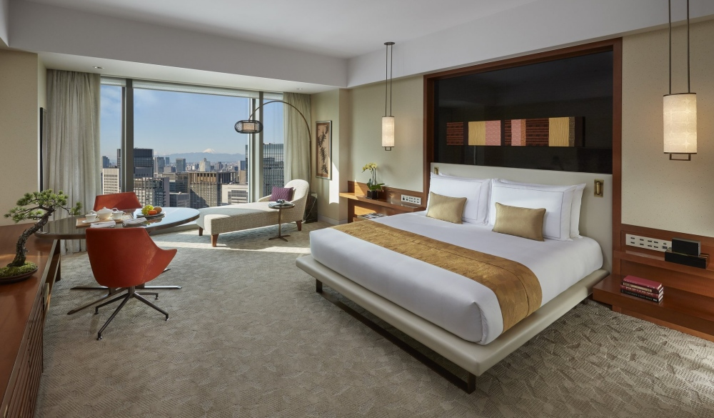 Mandarin Oriental Hotel Tokyo, hotel for honeymoon