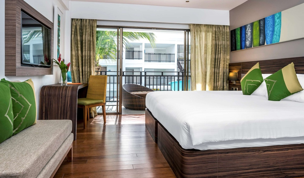 Novotel Phuket Karon Beach Resort And Spa, hotel to stay in phuket