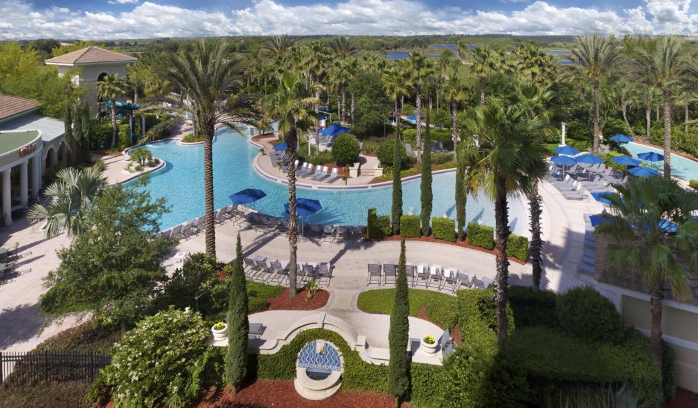 Omni Orlando Resort at ChampionsGate, Orlando hotels with lazy river