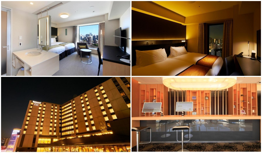 Richmond Hotel Premier Asakusa International, Tokyo hotel for honeymoon
