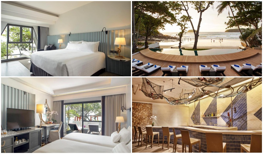 The Boathouse, hotel to stay in Phuket