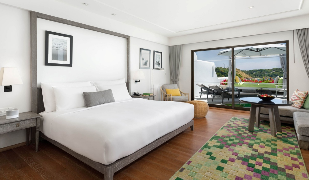 The Nai Harn, hotel to stay in Phuket