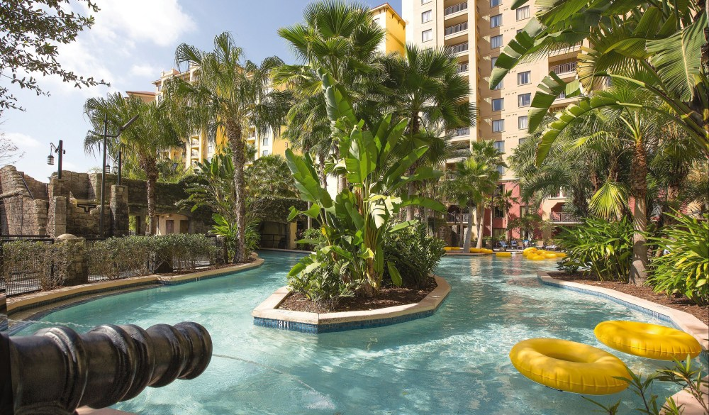 Wyndham Bonnet Creek Resort, Orlando hotel with lazy river