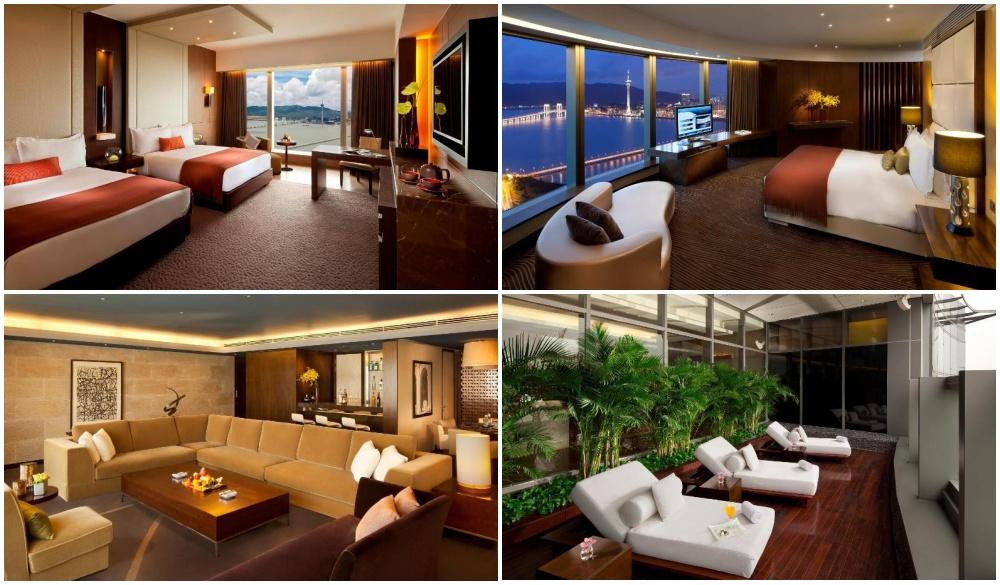 Altira Macau, hotel and casino
