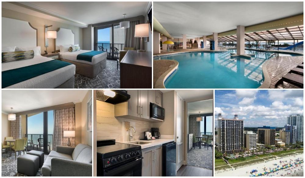 Breakers Resort, hotel in Myrtle Beach