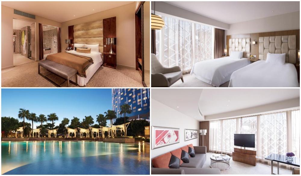 City of Dreams Macau - Nuwa Macau hotel and casino