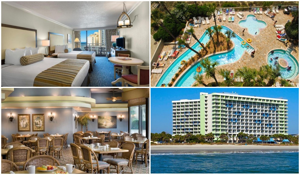Coral Beach Resort and Suites Myrtle Beach