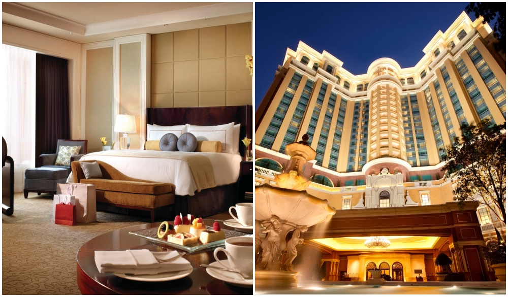 Four Seasons Hotel Macao at Cotai Strip, hotel and casino