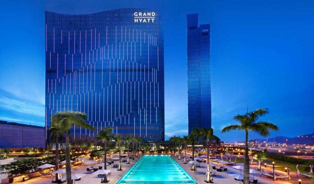 Grand Hyatt Macau, hotel and casino