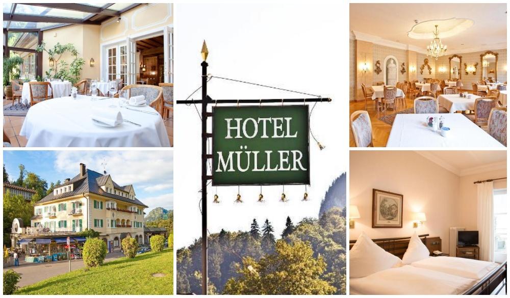 Hotel Muller, Neuschwanstein Castle hotel