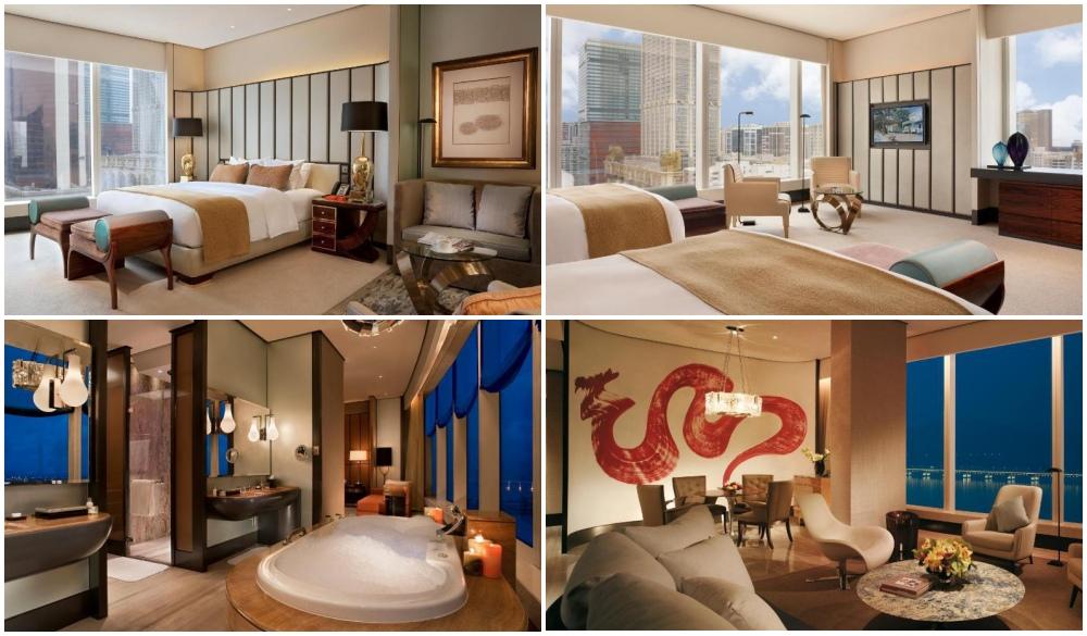 MGM Macau, hotel and casino