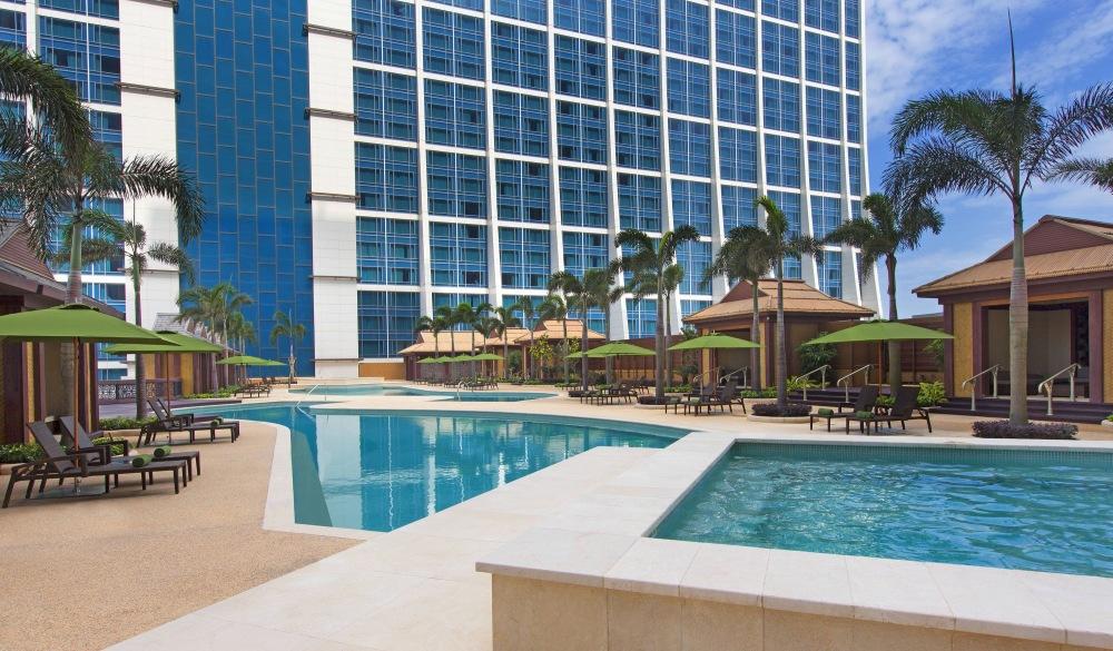 Sheraton Grand Macao Hotel Cotai Central, hotel and casino