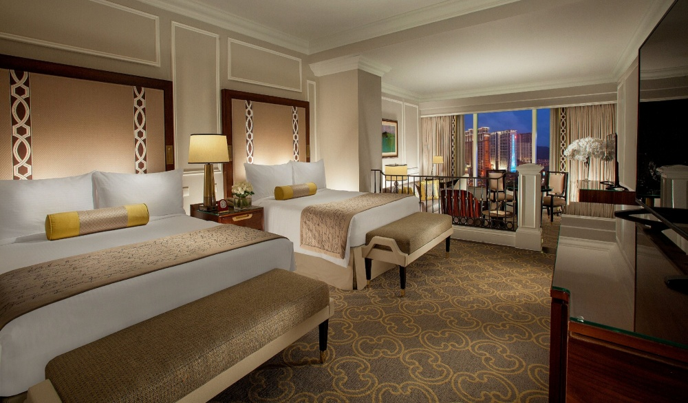 The Venetian Macao Resort Hotel, hotel and casino