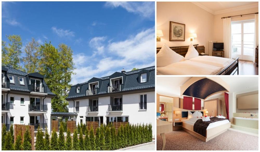 Villa Ludwig Suite Hotel, Neuschwanstein Castle hotel