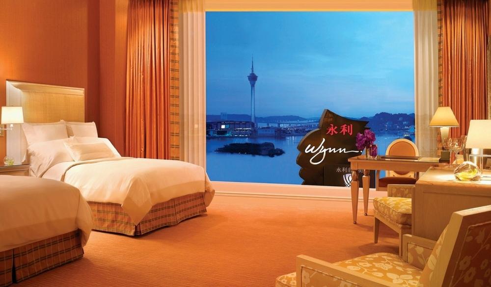 Wynn Macau, hotel and casino