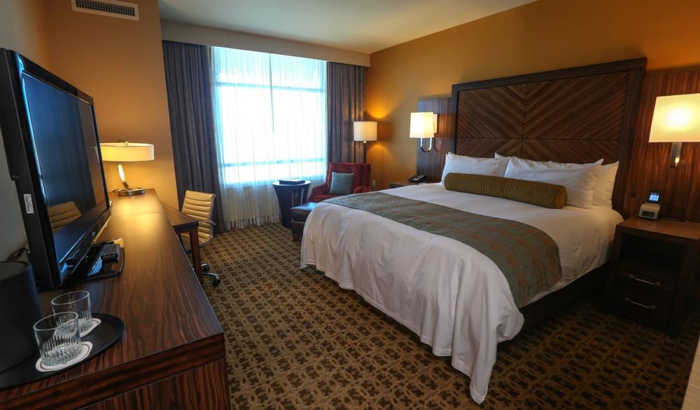 Apache Casino Hotel, hotel and casino